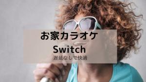 お家,カラオケ,switch